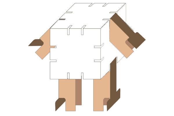 Yohocube-ruki-nogi-kraft_v_sborke