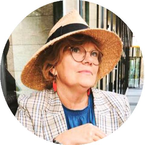 Ирина Дворецкая, директор Департамента детских программ Еврейского музея и центра толерантности, реджио и ТРИЗ-педагог